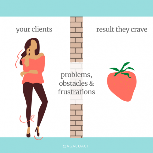 Customer problem infographic